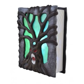 Haunted Book Light & Sound 27cm