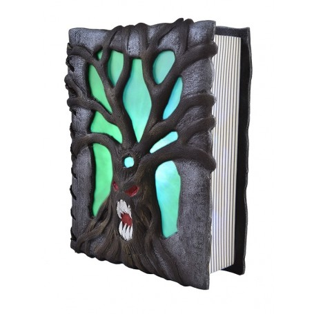 Haunted Book Light & Sound 27cm