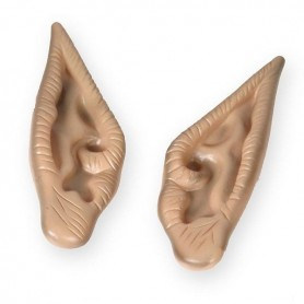 Pointed Ears White Flesh