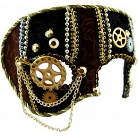 Masquerade Mask - Steampunk Mens Mask