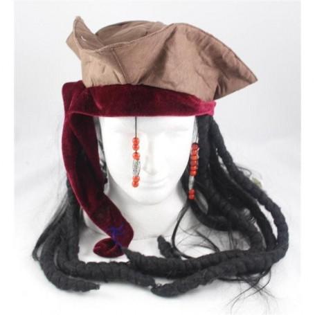 Caribbean Pirate Hat