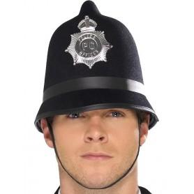 London Police Bobby Felt Hat