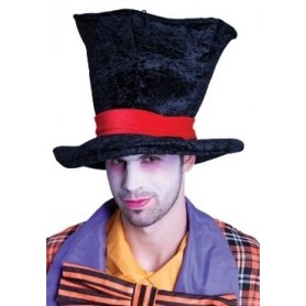 Mad Hat Top Hat - Black