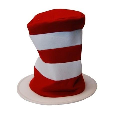 Plush Cat in Hat - Hat