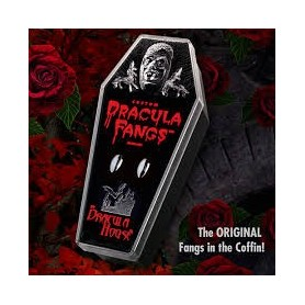 Dracula Chrome Plated Fangs