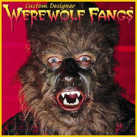 Werewolf Fangs Custom Designer