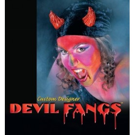 Red Devil Fangs