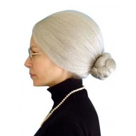 Granny Wig - Grey