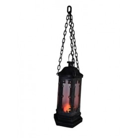 Lantern with Chain, Light and Sound