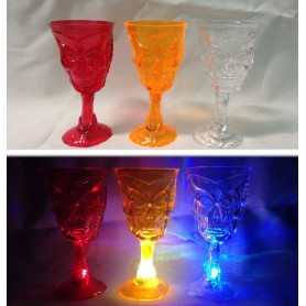 Goblet Skull Light Up