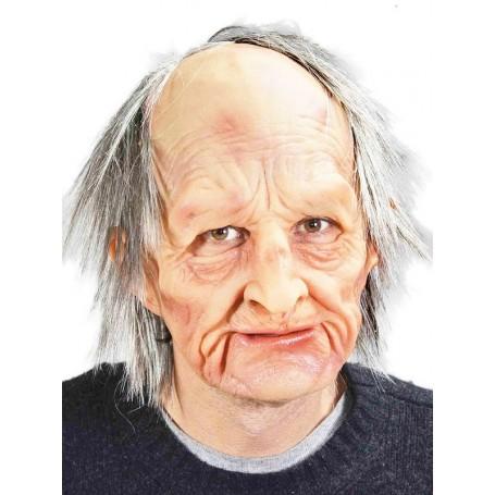 Super Soft Old Man Latex Mask