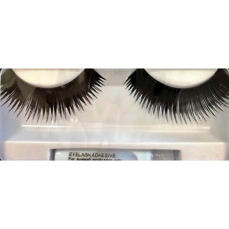 False Eyelashes - Black thick full lashes