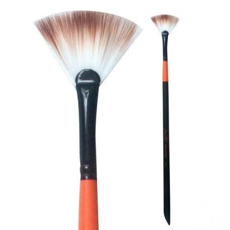 2.5cm Fan - Mark Reid Signature Brush