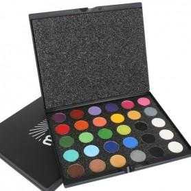 Paradise Make-up AQ 30 Color Palette