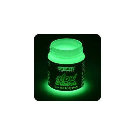 Glow In The Dark Face and Body Paint - 45mL