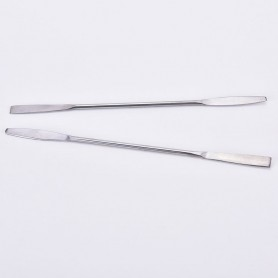 Stainless Steal Makeup Spatula -1