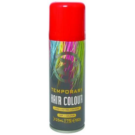 Hair Spray Red 125mL