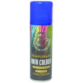 Blue - Hair Spray 125mL