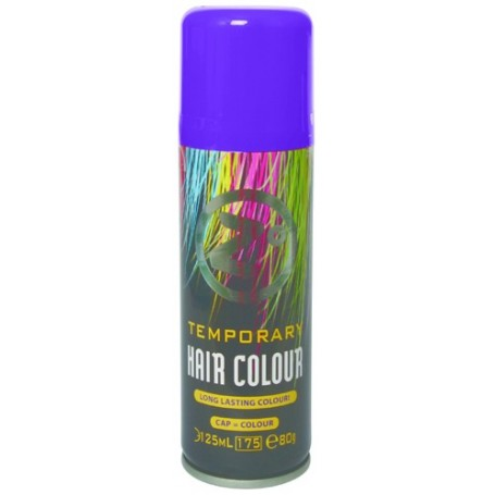 Purple - Hair Spray 125mL