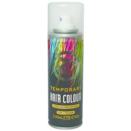 Silver Glitter - Hair Spray 125mL