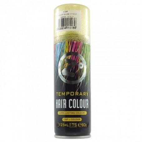 Gold Glitter - Hair Spray 125mL