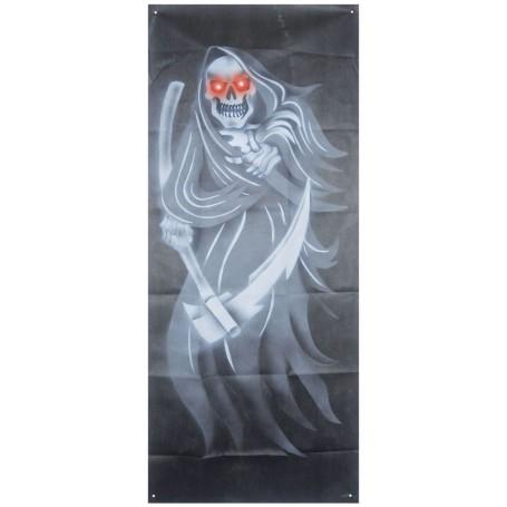 Light up Reaper Door Curtain