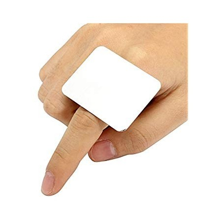 wear on thumb or fingers