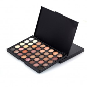 Eye Shadow 40 Colour - mini palette 1(Earthy and Neutral).