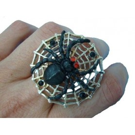 Ring - Spider Ring Metal