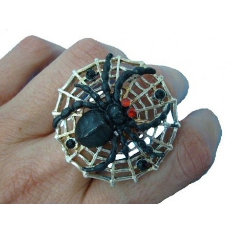 Ring - Spider Ring Metal