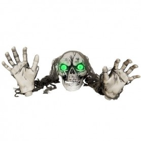 GROUND BREAKER SKELETON LIGHT UP - 3 PIECE