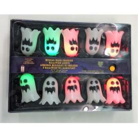 Horror Lights Ghost Flashing/Music Sensor