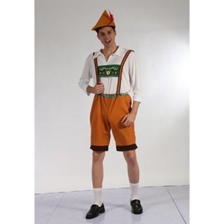 Beer Man Oktoberfest - Adult Costume