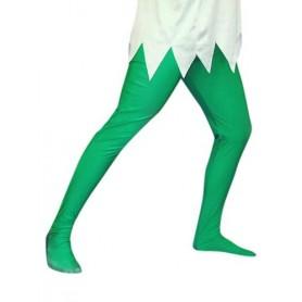 Men's Green Lycra Tights