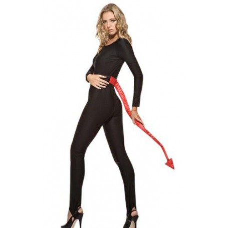 Devil Tail Bendable - Red