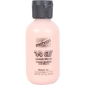 Mehron 3D Fleshtone Gel - 60mL