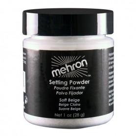 Ultra Fine Setting Powder 28g - Soft Beige
