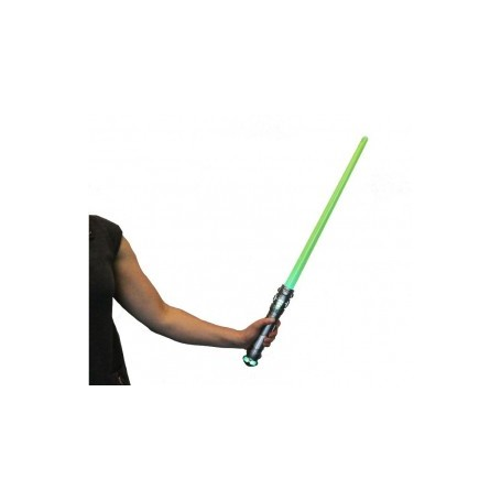Star Wars Style Laser Sword- Green