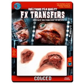 Gouged 3D FX Transfer by Tinsley - Medium