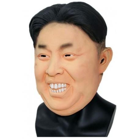 Kim Jong-Un Latex Mask