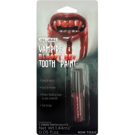 Global Tooth Paint - Red