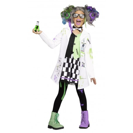 Mad Scientist Tween - 14 -16
