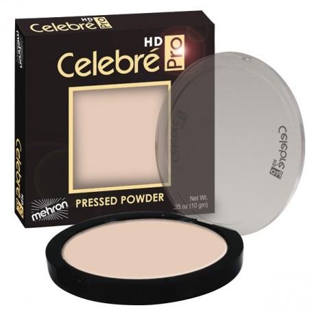 Celebre Pro HD Pressed Powder 10gm - Light 1