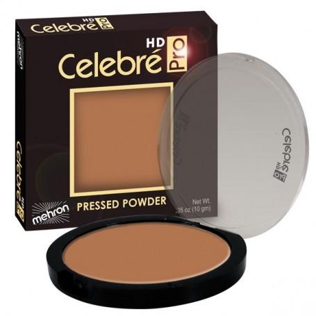 Celebre Pro HD Pressed Powder 10gm - Medium/Dark 4