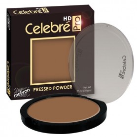 Celebre Pro HD Pressed Powder 10gm - Dark 4