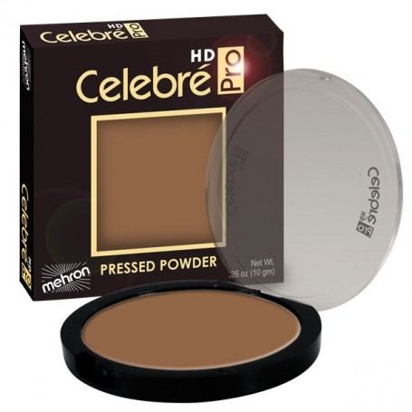 Celebre Pro HD Pressed Powder 10gm - Dark 4