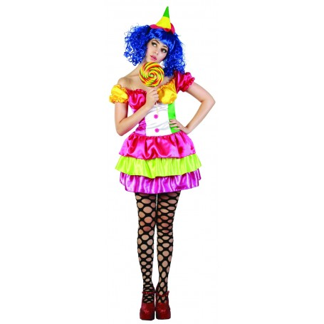Cute Candy Girl - Adult - Medium