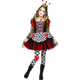 Queen Of Hearts Tween - 14-16