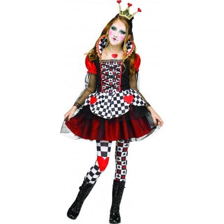 Queen Of Hearts Tween - 14-16