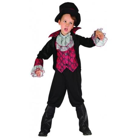 Lil Vampire Boy - Child - Medium